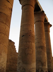 Great Hypostyle Hall / Upper Egypt () Tags: africa vacation holiday art architecture writing temple design ancient ruins king tour desert northafrica 911 pillar egypt pharaoh desierto column publicart egipto september11 luxor ramadan rtw gypten egitto vacanze hieroglyphs thebes egypte wste roundtheworld ancientegypt afrique dsert  hieroglyph antiquities globetrotter greathouse northernafrica luxortemple eastbank   templeofluxor  hypostylehall gyptien worldtraveler upperegypt aluqsur  privatetour  egyptische qina greathypostylehall gypter     iptrsyt  desertumafricanum