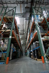 warehousing in Merseyside