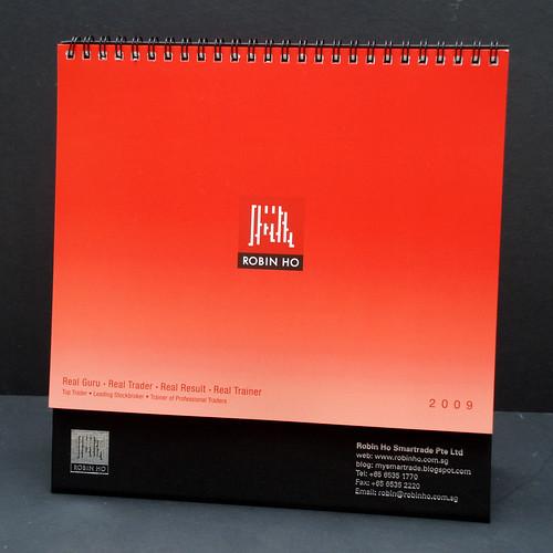 Trader's Calendar 2009 - 1