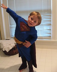 My Kid is the Man of Steel!