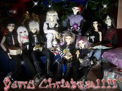 Merry Christmas!! (*Ira* {Kugutsue}) Tags: sky el luna bjd lydia cp luts dim hid yuu bg megi elfdoll floy rasiam dollzone hujoo
