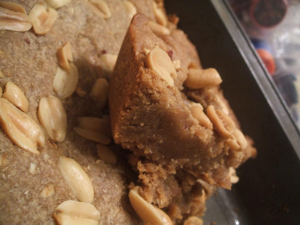 zedomg best peanut butter blondie ever.