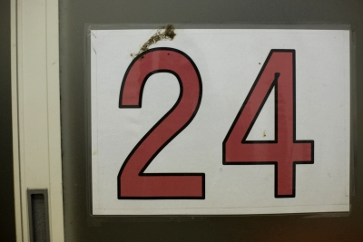 counting again, 24