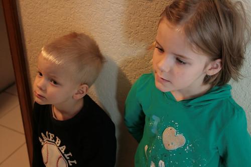 attentive kids
