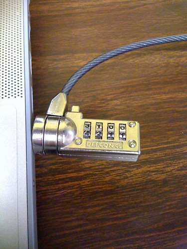 Kensington lock