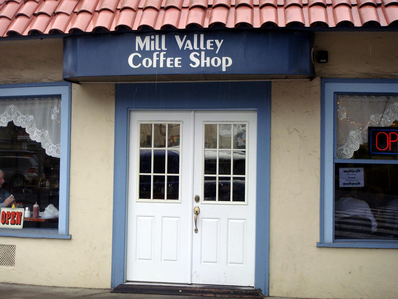Mill Valley Coffee Shop