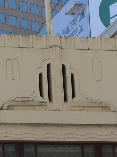M U Building, Adelaide