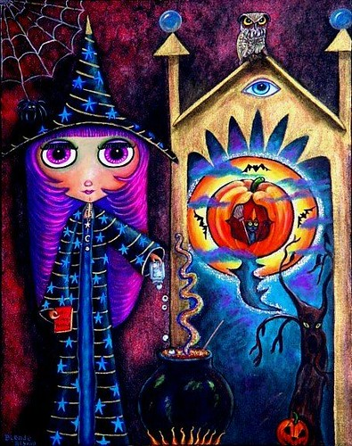 The Magic Window by Blonde Blythe
