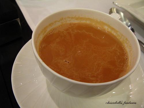 番紅花印度香料奶茶