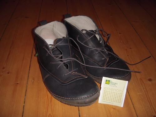 Lemon Flavored Tea, Leather Shoes