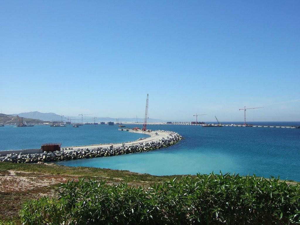 Tanger - Futur grand port de l'Afrique 3151331135_d29f049ef6_b