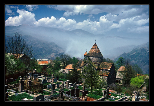 Sanahin Monastery por vahephoto.