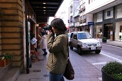 キタムラを撮らずに路地を撮る