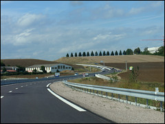 Curves (ichael C.) Tags: road turn way curves route infrastructure express expressway voie rapide 2x2 virage courbes expresse d955