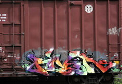 River (Hear45) Tags: railroad minnesota river graffiti minneapolis trains mpls spraypaint twincities mn aerosolart tci graffitiart 612 fr8 benching freightart fr8art freigt