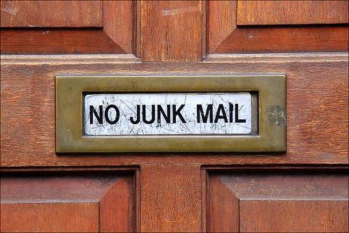no junk mail by loop_oh, on Flickr