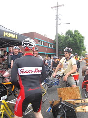 Cirque du Cycling_29 (METROFIETS) Tags: green beer bicycle oregon garden portland construction paint nw box handmade steel weld coat transport craft cargo torch frame pdx custom load cirque woodstove builder haul carfree hpm suppenkuche stumptown paragon stp chrisking shimano custombike cargobike handbuilt beerbike workbike bakfiets cycletruck rosecity crafted 4130 bikeportland 2011 braze longjohn paradiselodge seattlebikeexpo nahbs movebybike kcg phillipross bikefun obca ohbs jamienichols boxbike handmadebike oregonhandmadebikeshow nntma hopworks metrofiets cirqueducycling oregonmanifest matthewcaracoglia palletbike oregonframebuilder seattlebikeshow bikefarmer trailheadcoffee cargbikerace