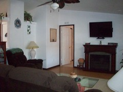 Living Room 1 (SunshineRanchRentals) Tags: show vacation arizona white mountains low rental az