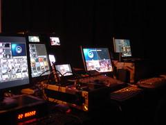 Ray-V  VJ kit (ray_v_tal) Tags: video tel aviv vj kit visuals badu projections erykah rayv