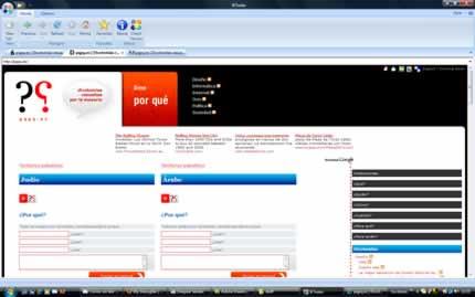 Emulador de IE 5.5, IE6 e IE7 en XP y Vista | Firebug para Internet Explorer ceslava 0