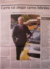 Carris lança primeiro serviço de carsharing em Portugal!