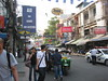 Khao San Road, backpacker central