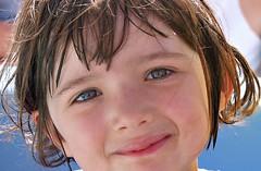 glitery eyes (p.folrev) Tags: family portrait 2004 girl oregon kid brillianteyejewel