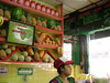 cactus juice.. (saug_dat) Tags: city food mexico mexicocity juice centro stall jugos centrohistorico historico