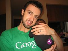 Eliara and Daddy - Google vs. Yahoo