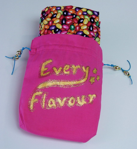 Every Flavour Pouch and Shopping Bag