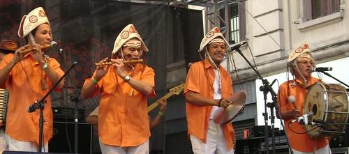 Virada Cultural - 26 e 27/04/08 - Banda de Pífanos de Caruaru