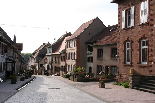 Historic Center of La Petite Pierre