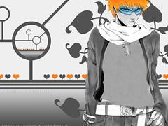 Ichigo Heart of Spade