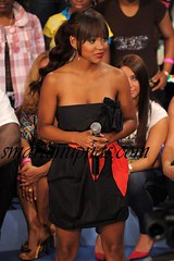 meagan good on 106 & park