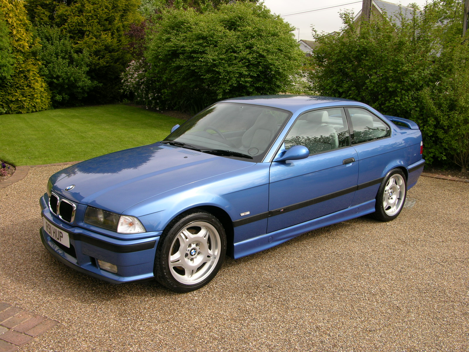BMW M3 Evo Coupe E36