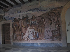"Monastery Murals • <a style=""font-size:0.8em;"" href=""http://www.flickr.com/photos/48277923@N00/2622766911/"" target=""_blank"">View on Flickr</a>"