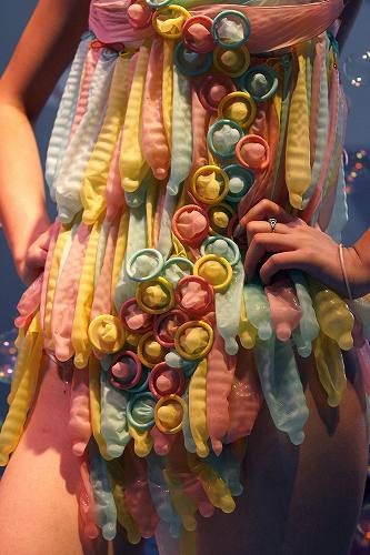 condom fashions - multi