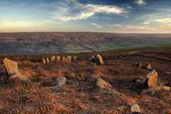 Bronze Age Burial Site........ (Tall Guy) Tags: uk canon landscape photography photo standingstones photos yorkshire photograph enjoy northyorkmoors bridestones tallguy nabridge bronzeageburialsite