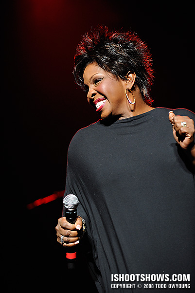 Gladys Knight @ the Fox Theatre -- 2008.07.13