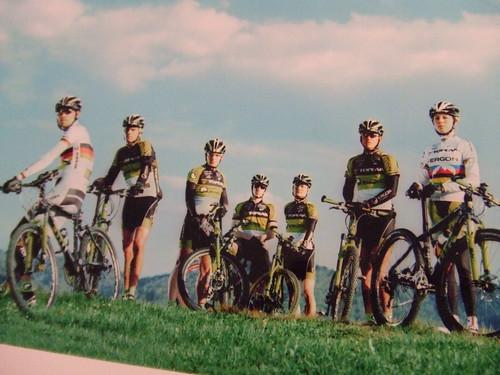 2008 Topeak-Ergon Team