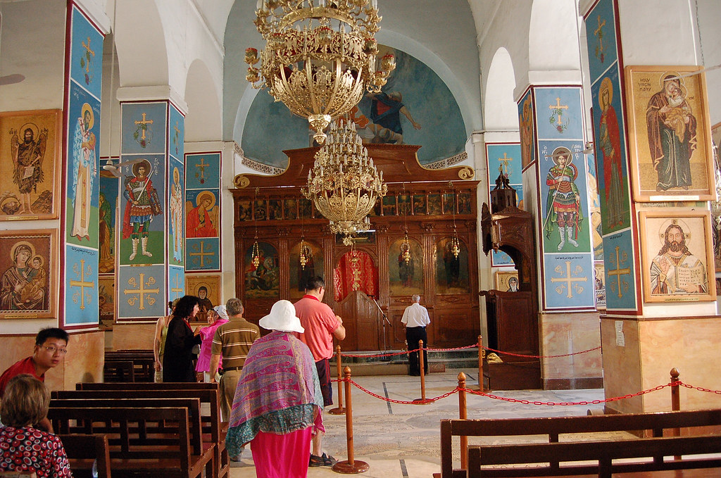 St. George Church, مادبا Madaba