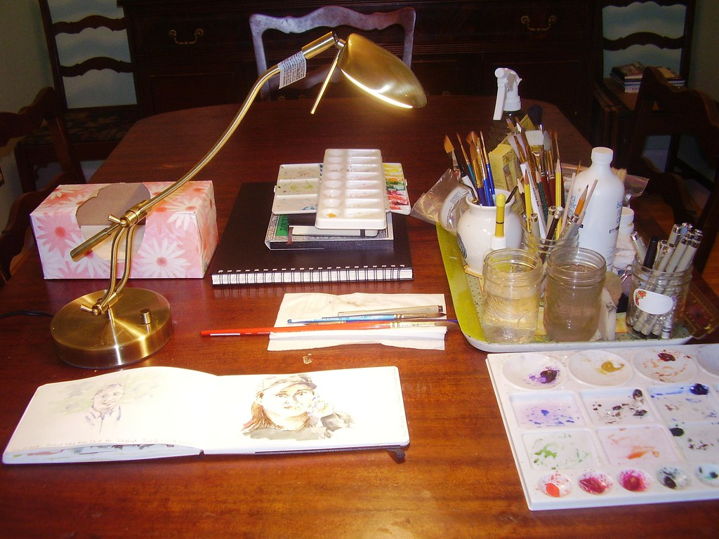 My Kingdom for a Studio (July 2008)