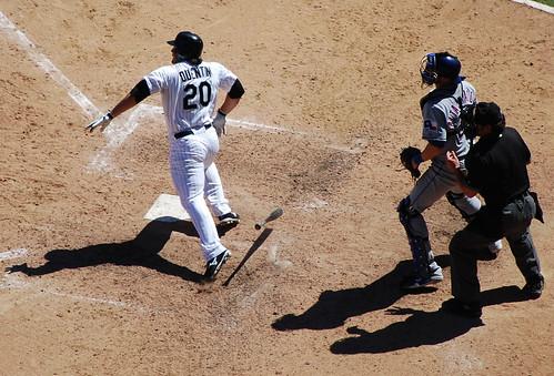 Carlos Quentin Home Run 3