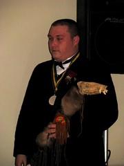 Krewe of Choctaw coronation