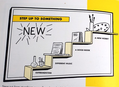Step Up To Something *New*