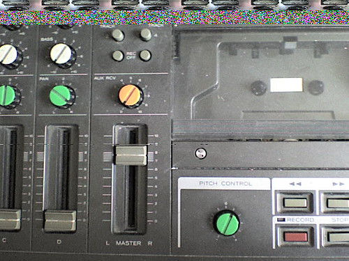 The good old days - Tascam 144 by This Window
