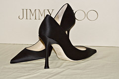 Jimmy Choo Empire (neonbubble) Tags: shoes empire satin jimmychoo