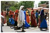 en route to a Wedding (Ursula in Aus) Tags: wedding india parade rajistan procession rajastan earthasia