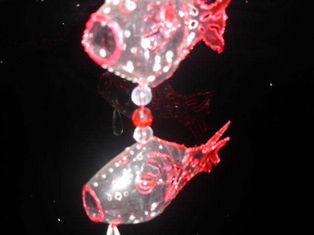 2 peixes Garrafa PET