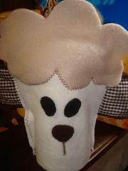 Oveja o Perro?? (alita1) Tags: titere titeres hechoamano manualidad